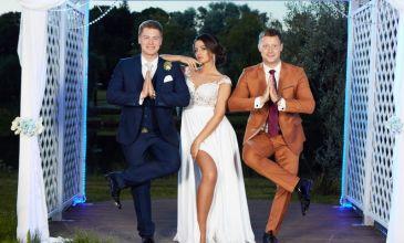 Филимонов: Свадьба Жени и Кристины фото 5