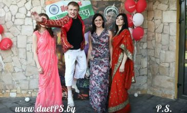 PostScriptum: Индийская вечеринка фото 11