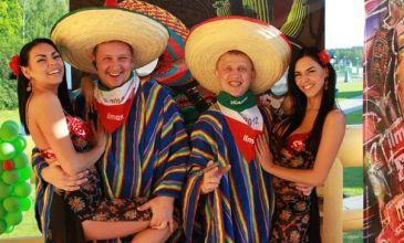 PostScriptum: Корпоратив - Fiesta Mexicana фото 1