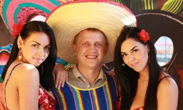 PostScriptum: Корпоратив - Fiesta Mexicana фото 5