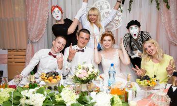 Светлана Позитив: Свадьбы фото 11