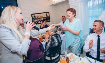 Светлана Позитив: Свадьбы фото 12