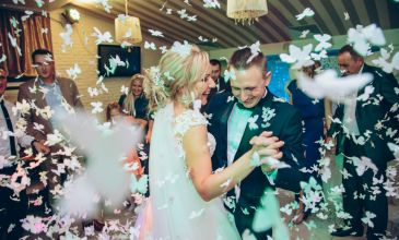 Светлана Позитив: Свадьбы фото 16