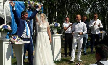 Захар Борисенко: Выездные регистрации фото 1