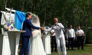 Захар Борисенко: Выездные регистрации фото 2