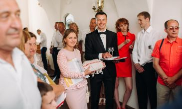Алексей Пальчонок: Свадьбы в Несвиже и его окрестностях фото 7