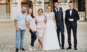 Алексей Пальчонок: Свадьбы в Несвиже и его окрестностях фото 11
