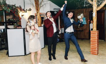 Андрей Ирха: Свадьбы фото 15