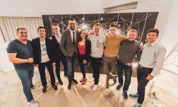 Роман Лазарев: Встреча ведущих фото 2
