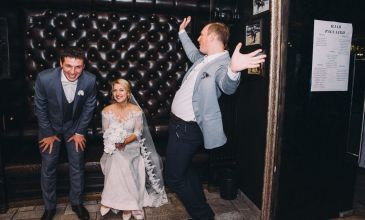 Илья Кучуро: Свадебные моментики фото 2