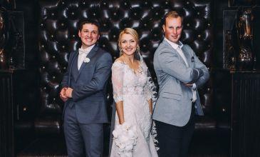 Илья Кучуро: Свадебные моментики фото 7