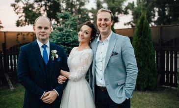 Илья Кучуро: Свадебные моментики фото 8