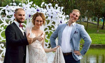 Илья Кучуро: Свадебные моментики фото 12