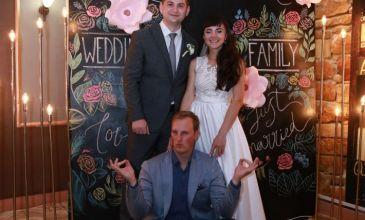 Илья Кучуро: Свадебные моментики фото 14