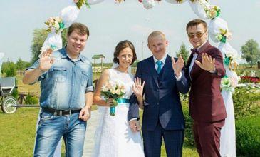 Ян Лосенков: свадьбы фото 15
