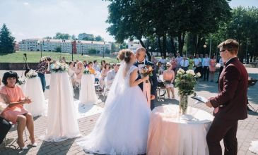 Ян Лосенков: свадьбы фото 22