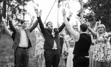 Ян Лосенков: свадьбы фото 32