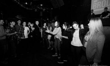 Ян Лосенков: клубные мероприятия фото 3