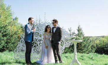 Выездная регистрация+Свадьба фото 7