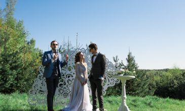 Выездная регистрация+Свадьба фото 9