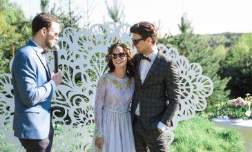 Выездная регистрация+Свадьба фото 12