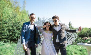 Выездная регистрация+Свадьба фото 13