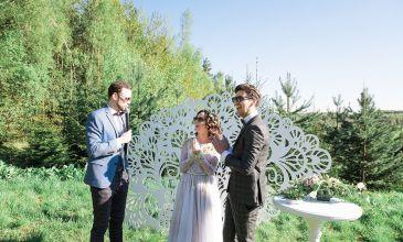 Выездная регистрация+Свадьба фото 14