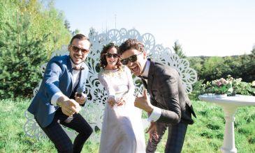 Выездная регистрация+Свадьба фото 15