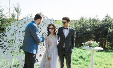 Выездная регистрация+Свадьба фото 19