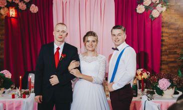 Ян Лосенков: свадьбы фото 35