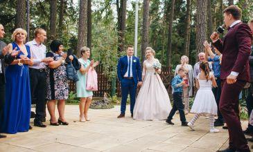 Ян Лосенков: свадьбы фото 46