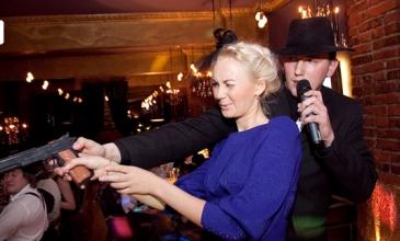 Василий Ефимов: Новогодние корпоративы фото 9