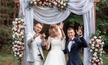 Артём Ковалёнок: Свадьбы фото 13
