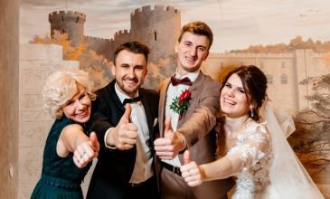 Артём Ковалёнок: Свадьбы фото 14